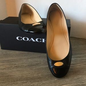 Coach Chelsea Flats